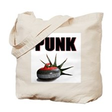 Punk Rock Tote Bag