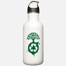 Recycle Sports Water Bottle