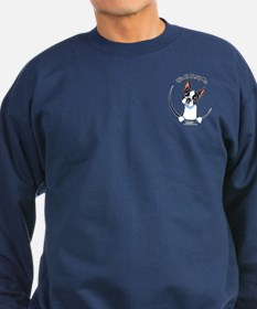 Funny Pocket Boston Sweatshirt