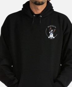 Funny Pocket Boston Hoodie (dark)