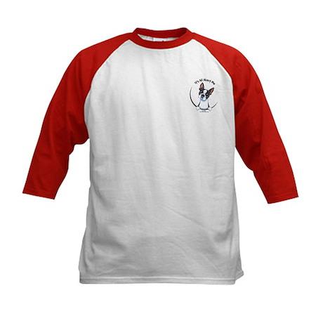 Funny Pocket Boston Kids Baseball Jersey