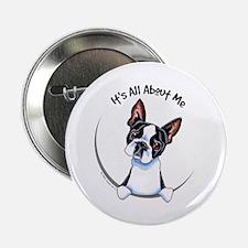 "Boston Terrier IAAM 2.25"" Button"