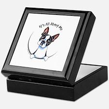 Boston Terrier IAAM Keepsake Box