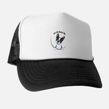 Boston Terrier IAAM Trucker Hat