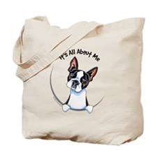 Boston Terrier IAAM Tote Bag