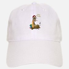 Merry Giraffe Baseball Baseball Cap
