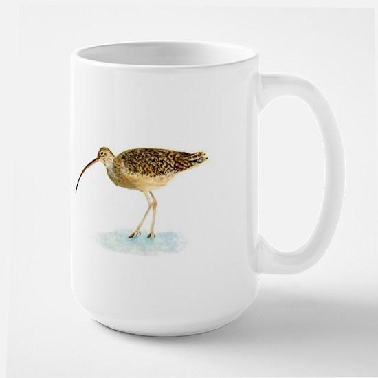 Long-billed Curlew Large Mug