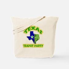 Texas Teapot Party Tote Bag