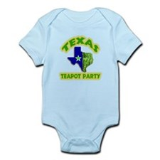 Texas Teapot Party Infant Bodysuit