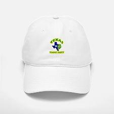 Texas Teapot Party Baseball Baseball Cap