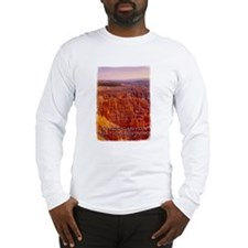 Bryce Canyon National Park Long Sleeve T-Shirt