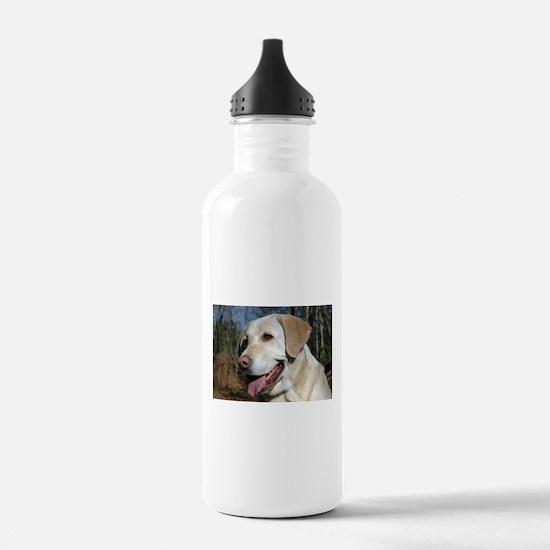 Cute Big dog Water Bottle
