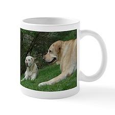 Cool Labrador large Mug