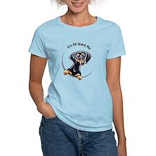 Black Tan Dachshund T-Shirt