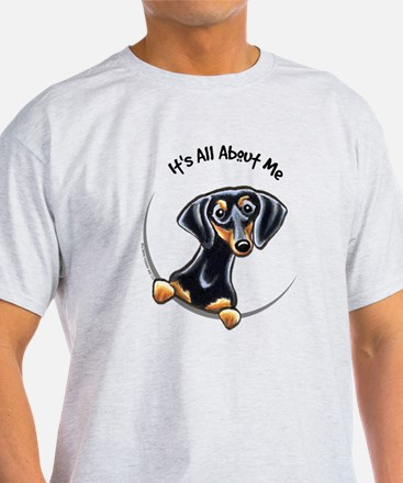 Black Tan Dachshund T-Shirt