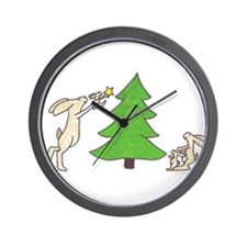 Unique Rabbit rescue Wall Clock