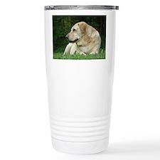 Unique Labrador large Travel Mug