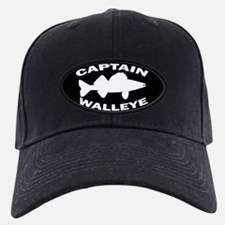 CAPTAIN WALLEYE Baseball Hat
