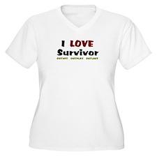 Survivor fan T-Shirt