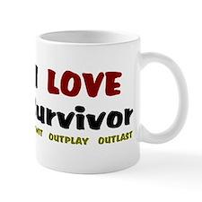 Survivor fan Mug
