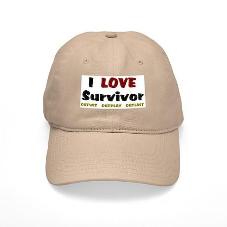 Survivor fan Cap
