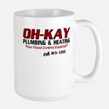 OH-KAY Plumbing & Heating Mug