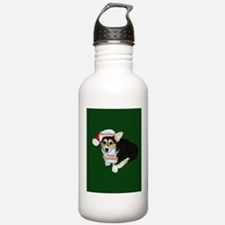 Have a Very Corgi Christmas Water Bottle