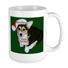Have a Very Corgi Christmas Mug