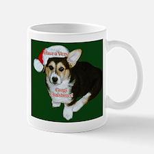 Have a Very Corgi Christmas Mug