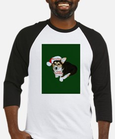 Have a Very Corgi Christmas Baseball Jersey