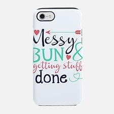 Messy bun amp; getting stuff done iPhone 7 Tough C