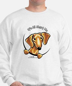 Red Dachshund IAAM Sweatshirt