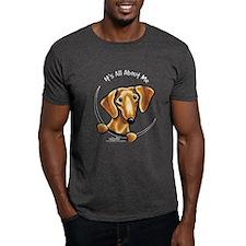 Red Dachshund IAAM T-Shirt