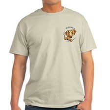 Red Doxie IAAM Pocket T-Shirt