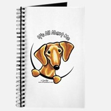 Red Dachshund IAAM Journal