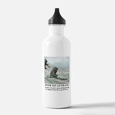 Cute Jokes Water Bottle