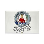 Elphinstone Clan Badge Rectangle Magnet (10 pack)