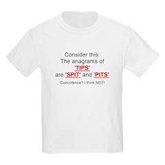 Tip your Bartender/Waitress T-Shirt
