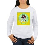 Beagle Bitch Diva Women's Long Sleeve T-Shirt