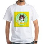 Beagle Bitch Diva White T-Shirt