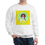 Beagle Bitch Diva Sweatshirt