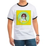 Beagle Bitch Diva Ringer T