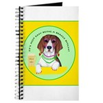 Beagle Bitch Diva Journal
