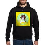Beagle Bitch Diva Hoodie (dark)