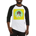 Beagle Bitch Diva Baseball Jersey
