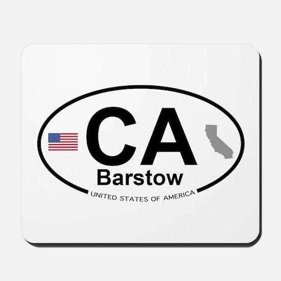 Barstow Mousepad