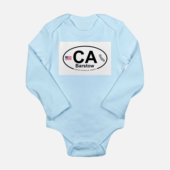 Barstow Long Sleeve Infant Bodysuit