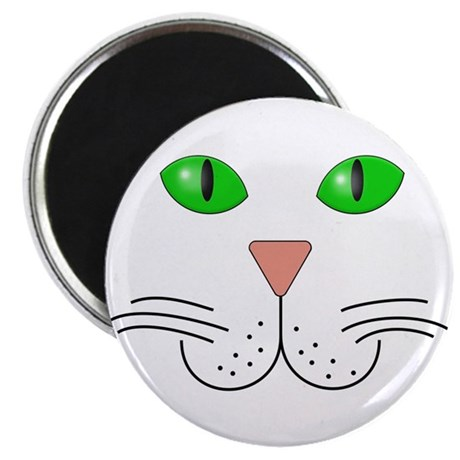 Cat Face Magnet