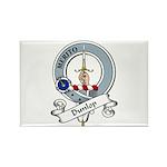 Dunlop Clan Badge Rectangle Magnet (10 pack)