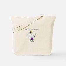 Drum Major - Carrie Tote Bag